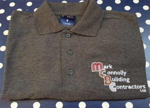 uc101 with embroidered badge