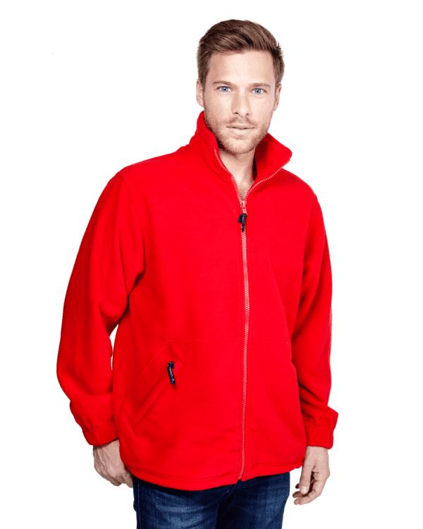 UC601 Premium Full Zip Fleece by Uneek clothing