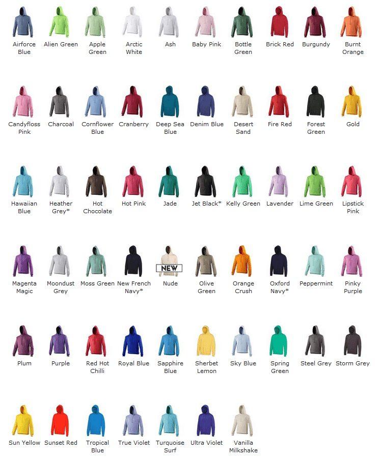 JH001 2017 colours
