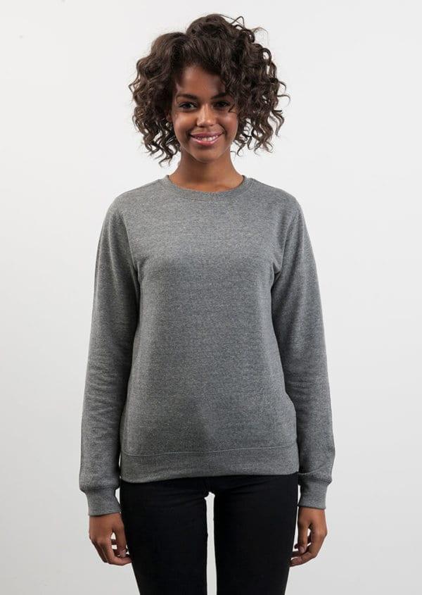 jh045 ladies sweatshirt