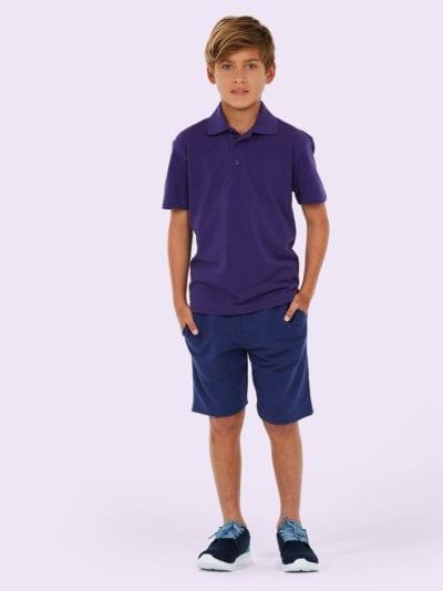 Uneek Childrens polo shirt