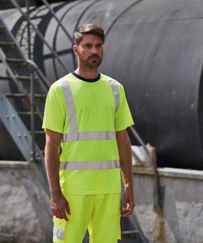 RX720 yellow t-shirt main image